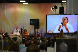 Amma Public Program in Marlborough, Mass.