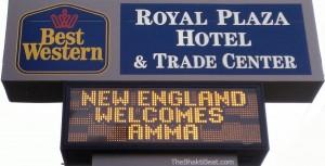 NE Welcomes AMMA