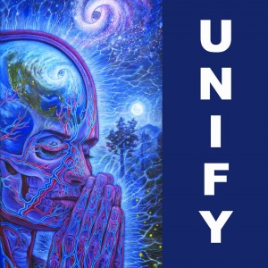 Alex Grey for Unify, on TheBhaktiBeat.com