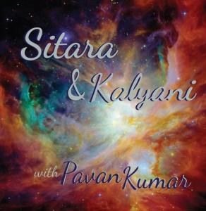 Sitari & Kalyani with Pavan Kumar