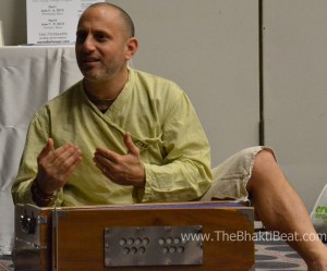 Ragunath Cappo at Texas Yoga Conference by TheBhaktiBeat.com