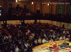 Krishna Das at Chantlanta by TheBhaktiBeat.com