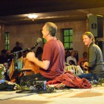 Krishna Das and Arjun Bruggement, Chantlanta, by TheBhaktiBeat.com