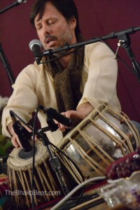 Jeffrey Lidke, Kirtan Bandits, at Chantlanta, by TheBhaktiBeat.com