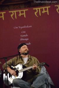 Phil McWilliams at Chantlanta, by TheBhaktiBeat.com