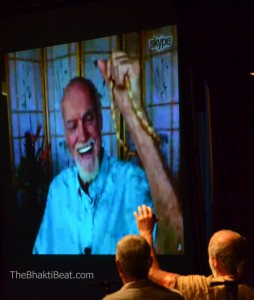 Ram Dass Shyamdas Jai Uttal at Omega Fall Chant 2012 by TheBhaktiBeat.com