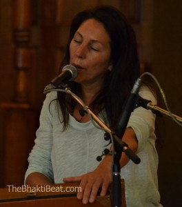 Sahara of Anahatha Kirtan at Montreal Chant Fest by TheBhaktiBeat.com