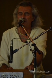 Patrick Bernard at Montreal Chant Fest by TheBhaktiBeat.com