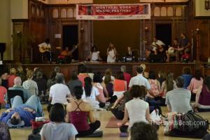 Lea Longo & friends @ Montreal Chant Fest by TheBhaktiBeat.com