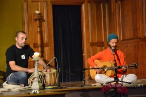 Eddy Nataraj & KC Solaris @ Montreal Chant Fest by TheBhaktiBeat.com
