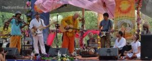 Jim Beckwith at Bhakti Fest by TheBhaktiBeat.com