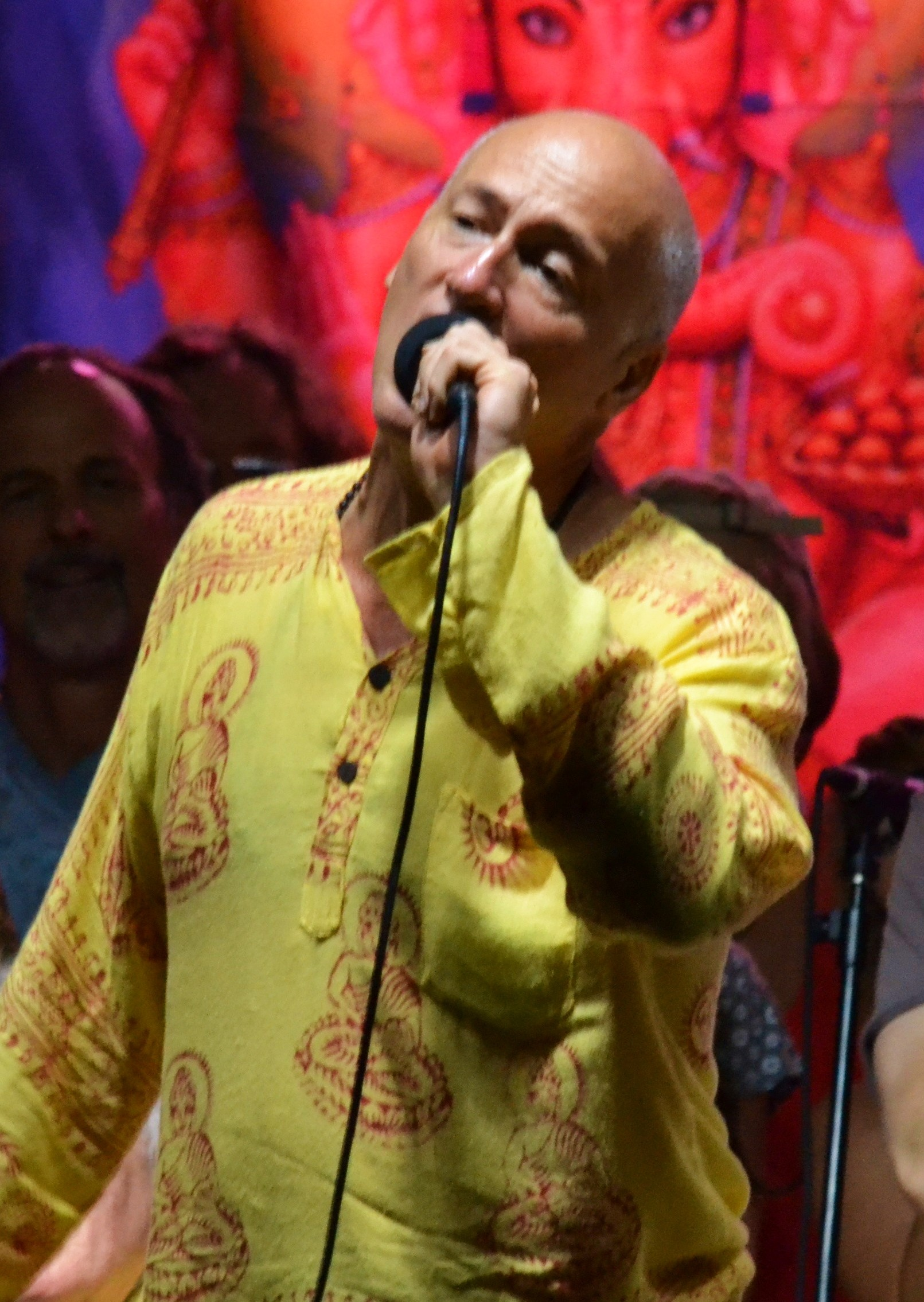 Thumbnail image for CROWDFUND THIS!  'Sound Colorist' Jim Beckwith's Debut Chant CD Fuses Kirtan With Original Lyrics (Interview, Photos)