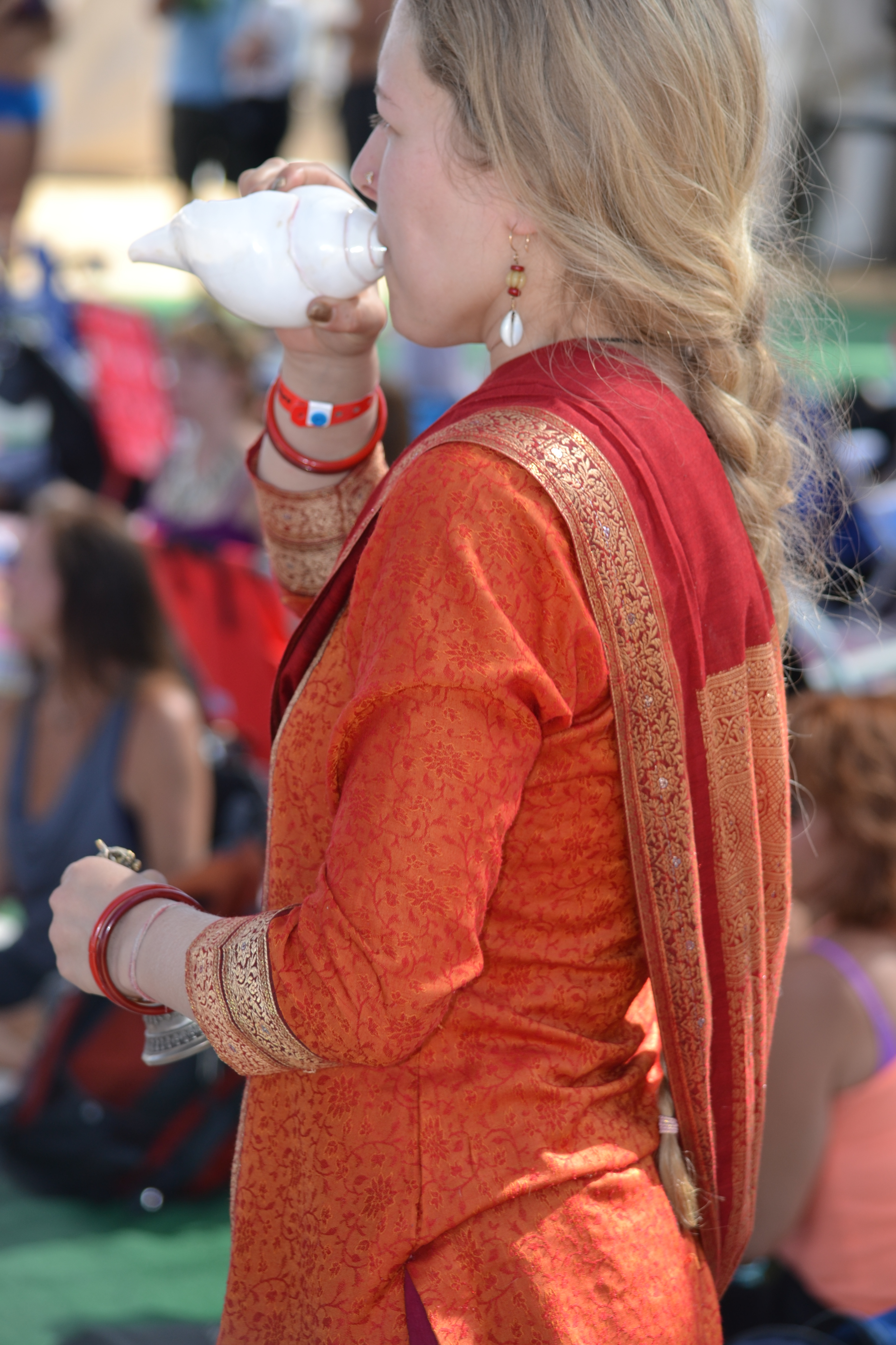 Thumbnail image for 'Too Much Talking' from a Kirtan Wallah? Hmm. Bhakti Quotes Worth Repeating-Shakti Fest 2014